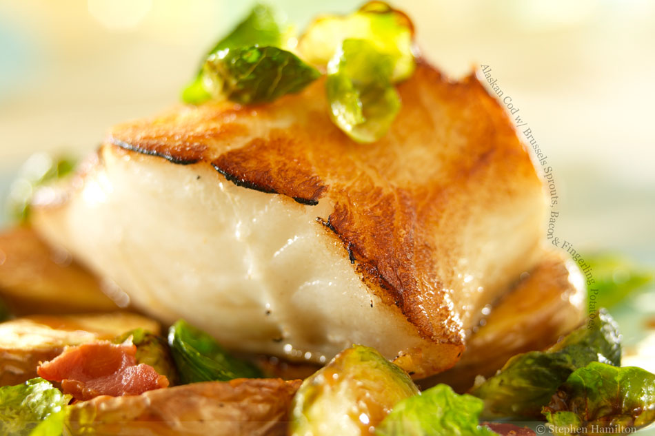 how to cook alaskan cod