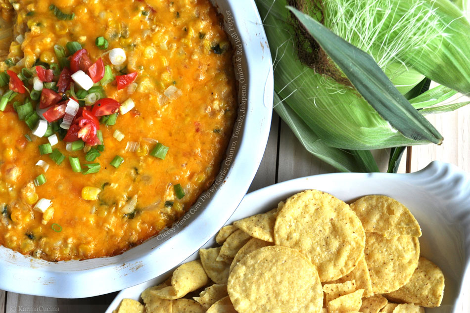 Red Bell Pepper Soup And Cheesy Jalapeno Cornbread Recipe ...