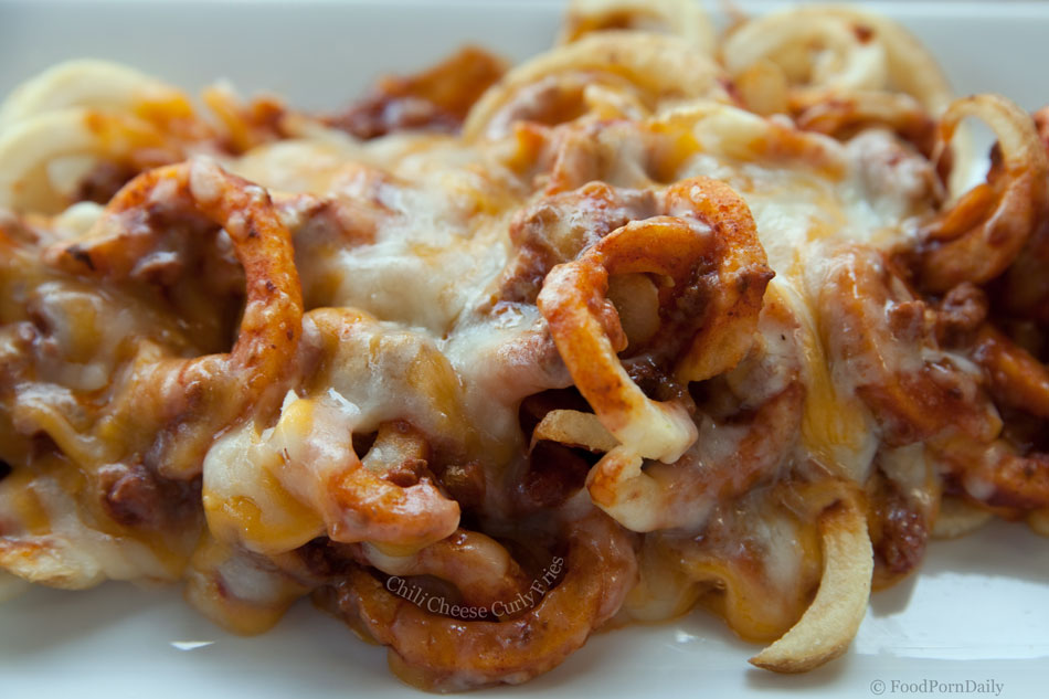 Chili Cheese Curly Fries « FoodPornDaily | Food Porn, Food ...