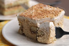 Cinnamon and Nutmeg Spiced Sweet Potato Tiramisu