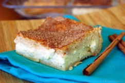 Cinnamony Sopapilla Cheesecake Bars