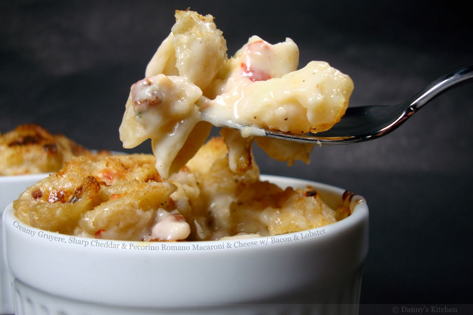 Lobster Mac And Cheese Creamy Lobster House