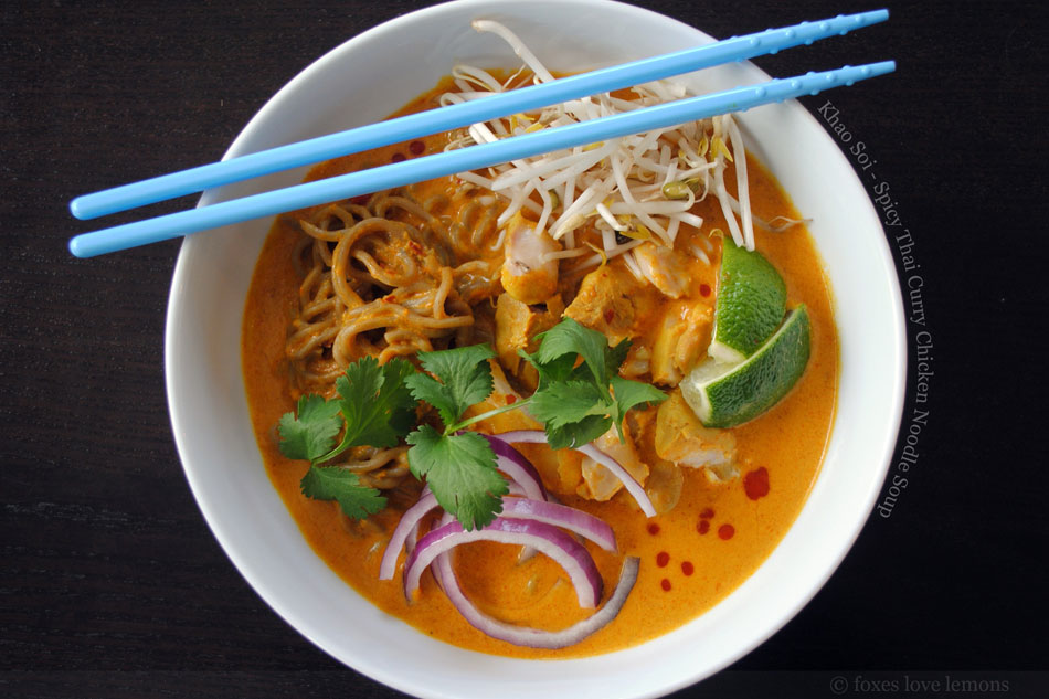 Khao Soi – Spicy Thai
