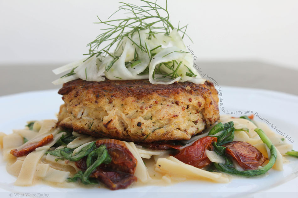 Best Crab Cake Topping