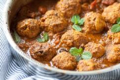 Spicy Chicken Kofta Curry