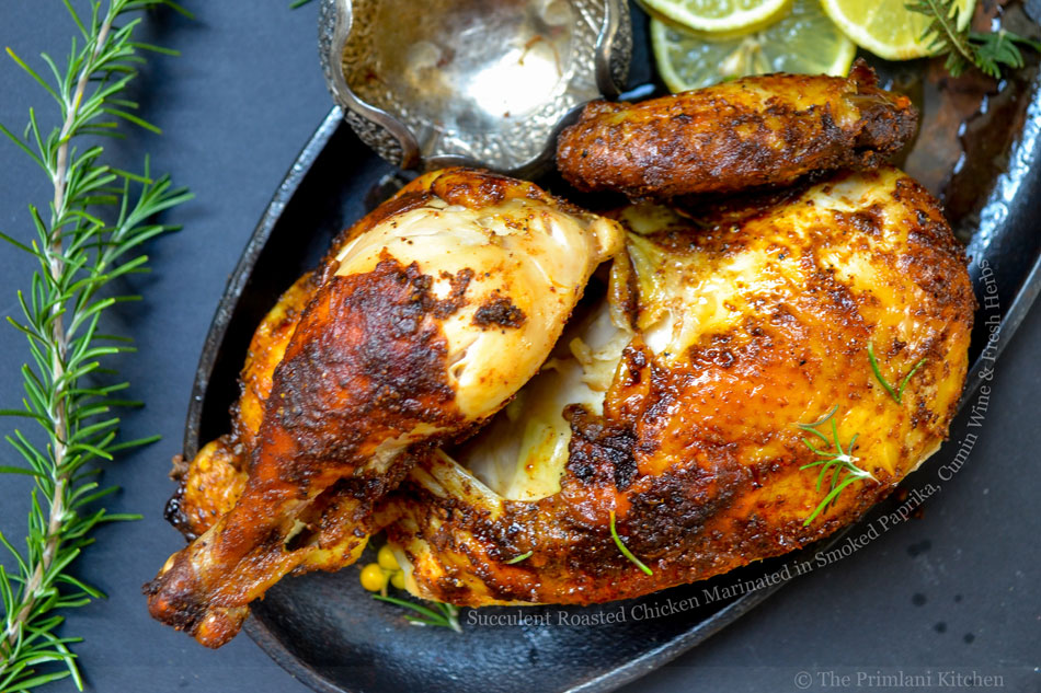 Smoked Paprika Roasted Chicken Recipes — Dishmaps