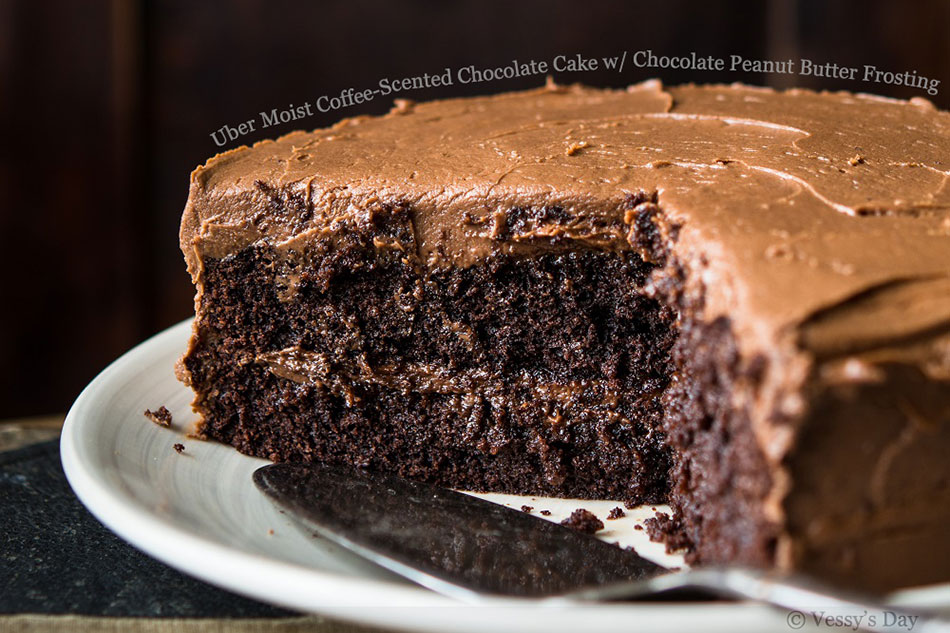 Chocolate Peanut Butter Tasty Cake