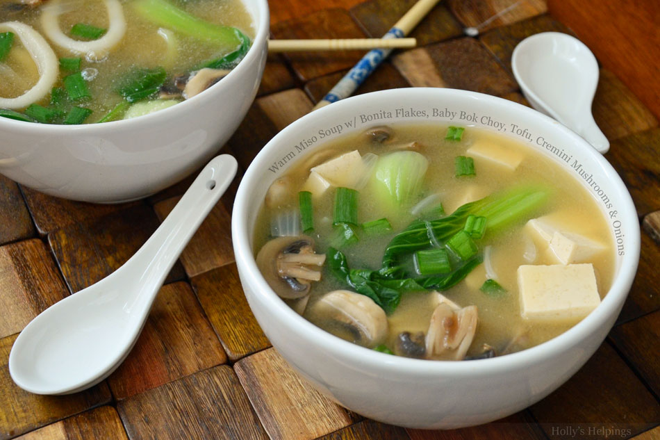 miso soup simple miso soup with salmon larger image tofu mushroom miso ...